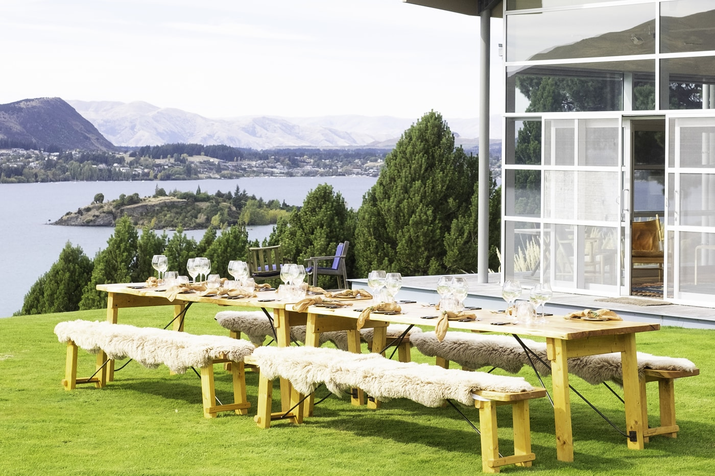 Private Chef image whare kea