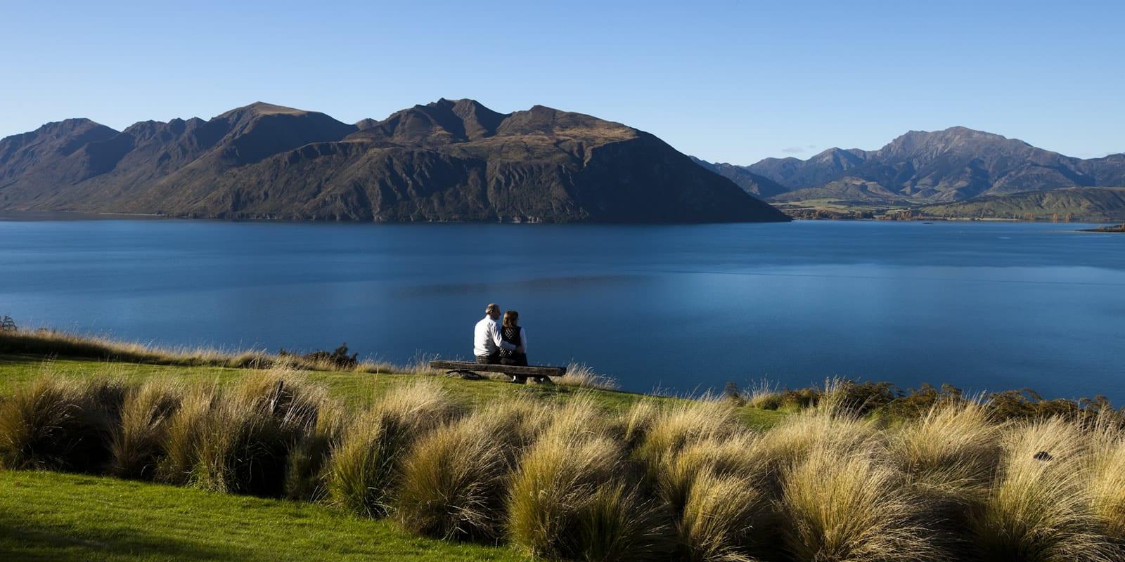 Lake Wanaka Zen Seat
