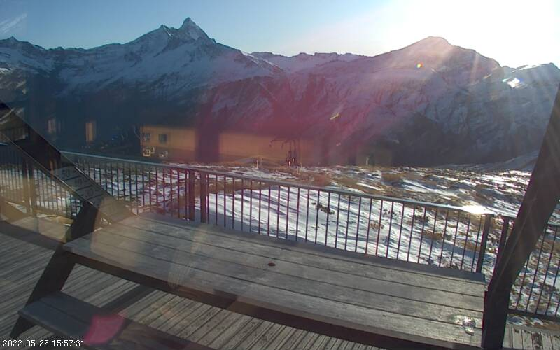 Chalet Webcam Panorama